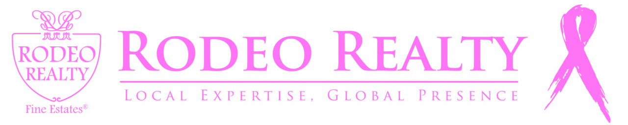 Rodeo Realty Goes Pink In Support Of