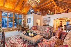 382 El Mirador Living Room