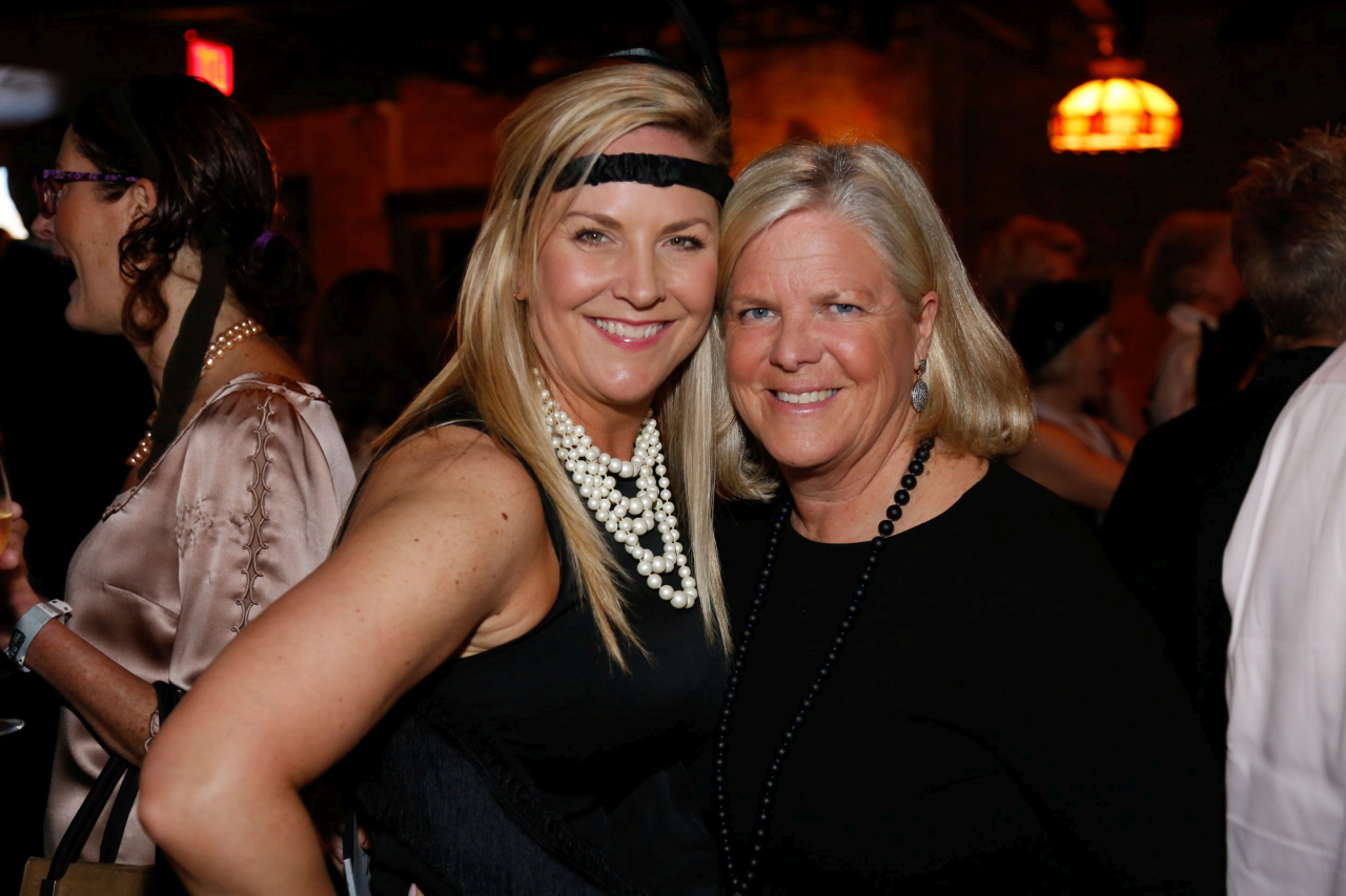 Daniel Gale Sotheby's Supports Helps Save the Children Raise $250,000 Daniel Gale Sotheby's Abby Sheeline (left) and Deborah Hauser, Save the Children Long Island Council board members and co-chairs of the organization's Spring Benefit enjoy the party.