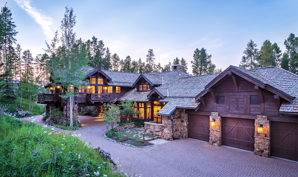 3243 Daybreak Ridge Road, Beaver Creek. Listed for sale by LIV Sotheby's International Realty brokers, Tye Stockton and Tom Dunn for $8,495,000.