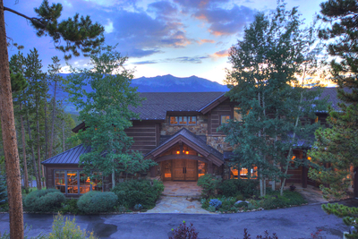 2329 Estates Drive, Breckenridge, CO. Listed by LIV Sotheby's International Realty broker, Jack Wolfe. Sold for $2.8M in October.