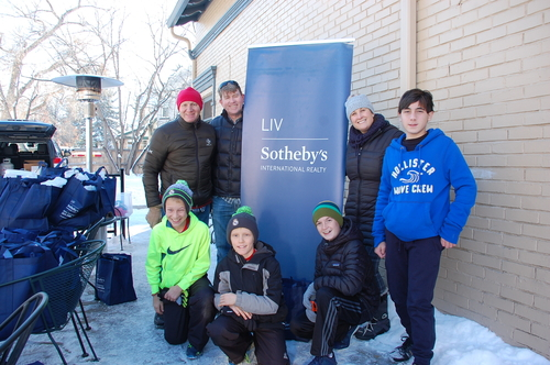 LIV Sotheby's International Realty broker, Chris Merman, hosts third-annual 'Luminaria' event in support of local students.