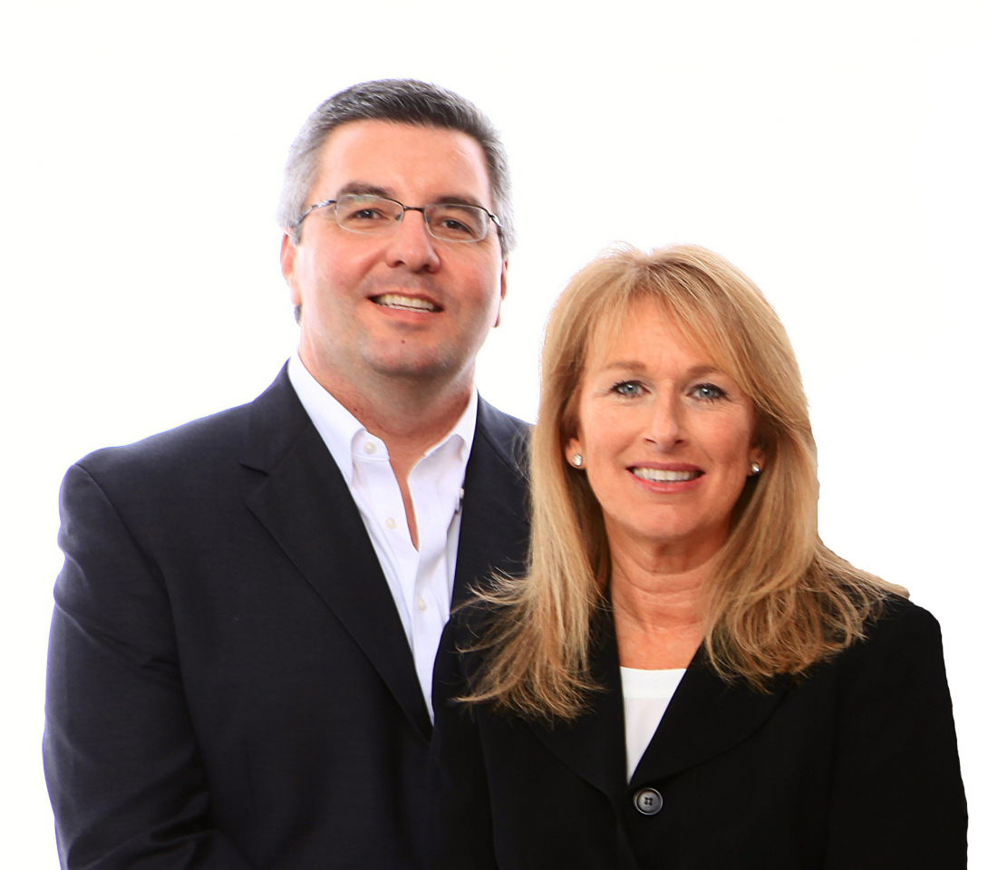 Pictured: Zephyr's Spiro Marin Team Achieves No. 1 in 2017 Novato Real Estate Sales: Spiro Stratigos and Dorothy MacDougald