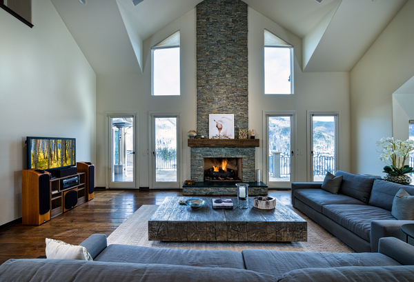 1675 Aspen Ridge Road, Vail. Listed by LIV Sotheby's International Realty for $4,995,000
