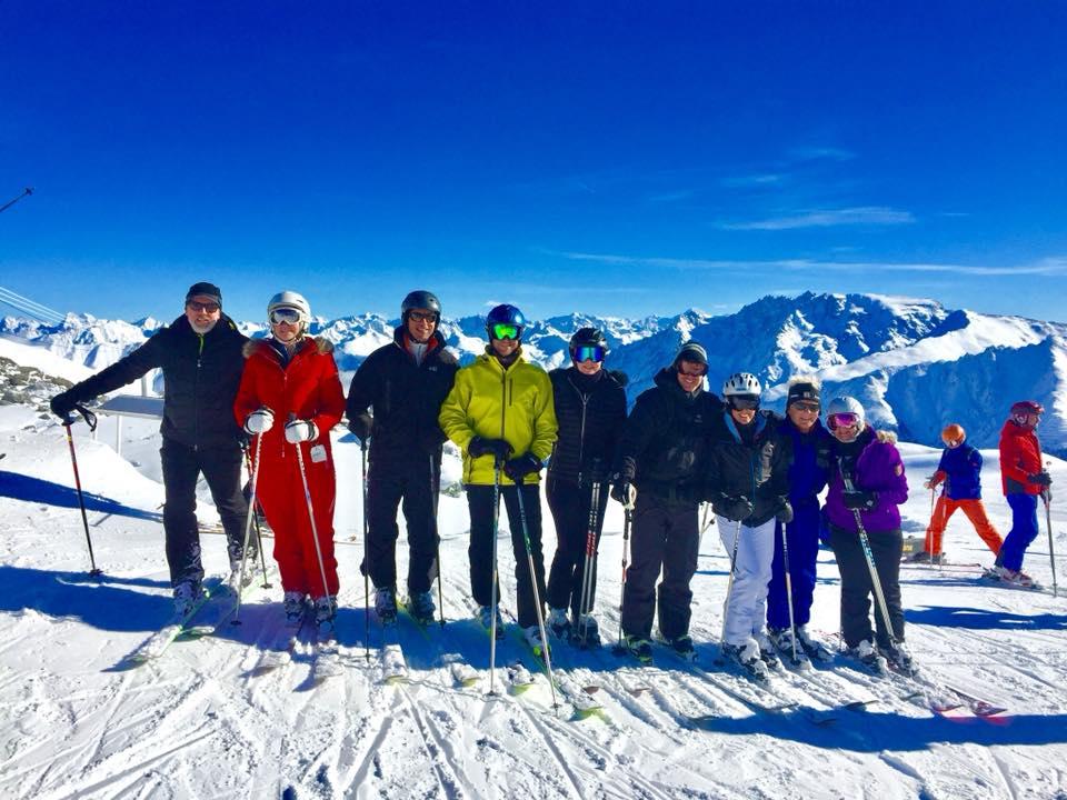 European Ski Trip, Ischgl, Austria