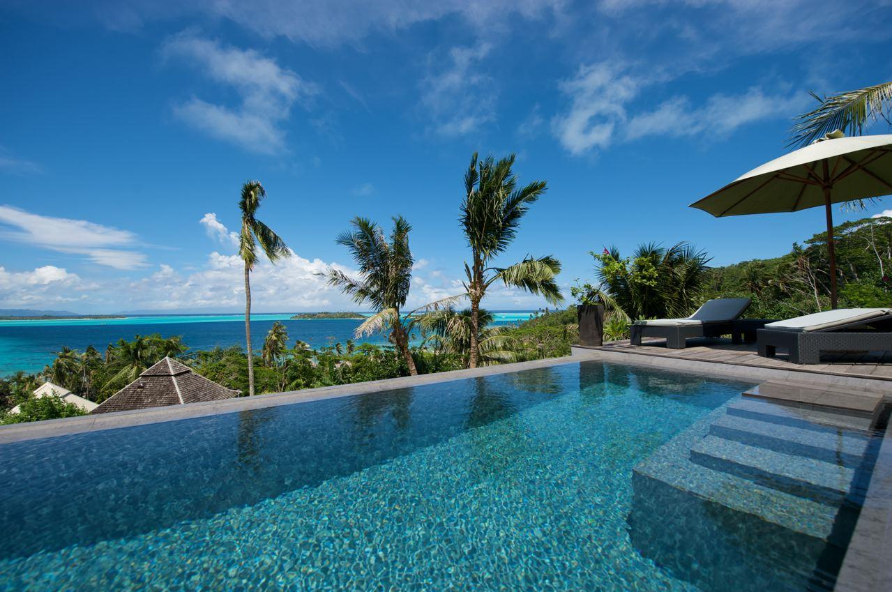 Villa faaopore bora bora for Luxury french real estate