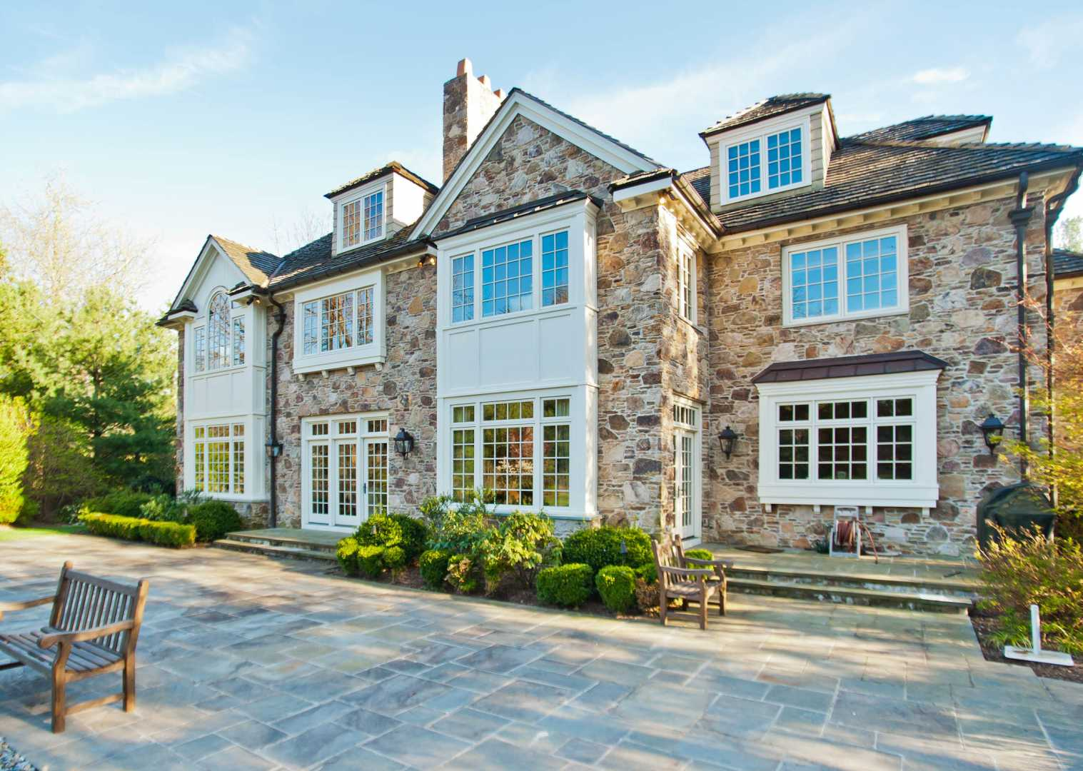 Short Hills (NJ) United States  city pictures gallery : ... Maintained Stone Manor in Short Hills, NJ LuxuryRealEstate.com