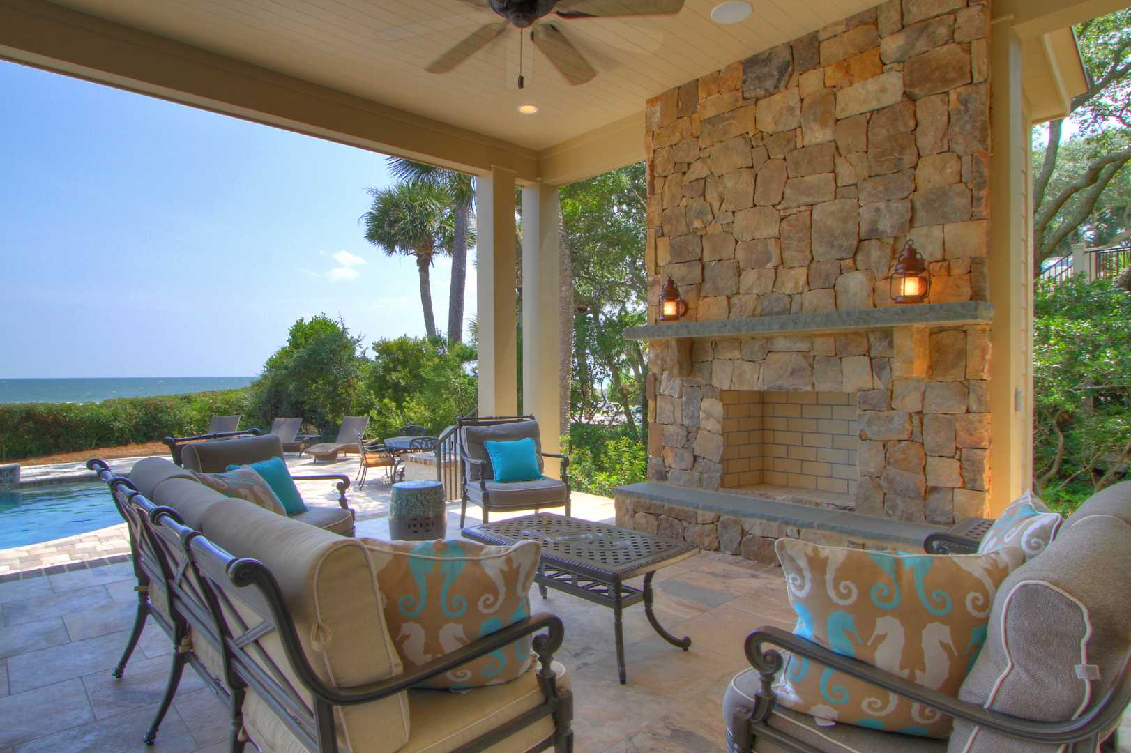 Ocean Jewel 7 Bedroom Luxury Oceanfront Home Hilton Head Island