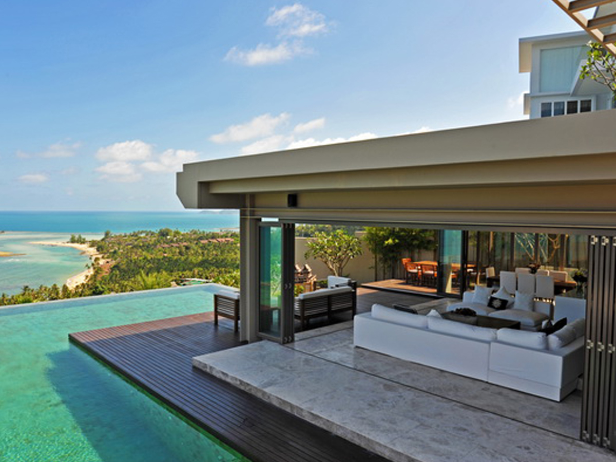 Koh Samui NaPa Villa B11 Contemporary Stylish Living