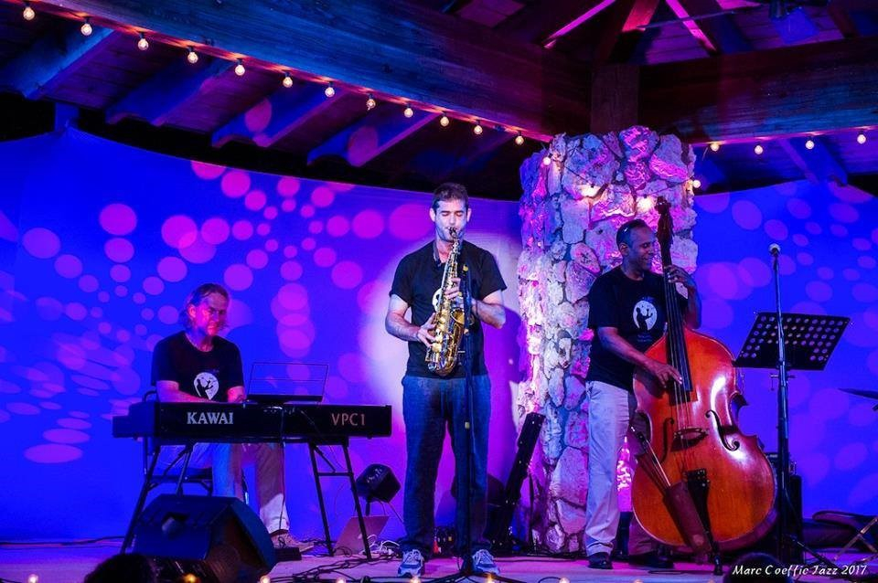 All That Jazz. This year's Eleuthera All the Jazz lineup includes saxophonist Tommaso Starace from Italy, pianist Johnny Schütten from Austria and bass player Adrian D'Aguilar from Nassau. Now in its sixth incarnation, the festival kicks off in Governors Harbour, Eleuthera, on April 11.
