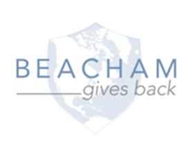 Beacham Gives Back