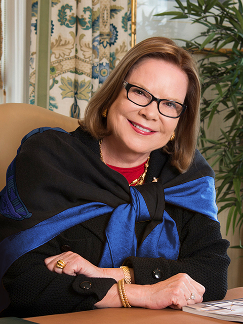 Patricia J. Petersen, President and Chairman of Daniel Gale Sotheby's International Realty
