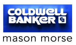 Coldwell Banker Mason Morse Real Estate logo