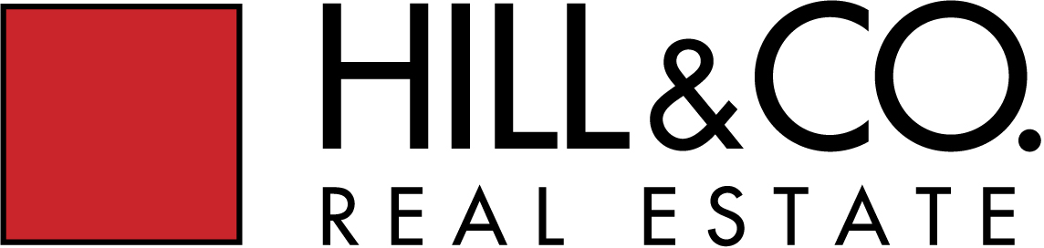 Hill & Co. Real Estate Logo