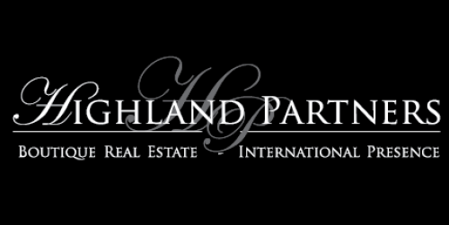 HIGHLAND PARTNERS Logo
