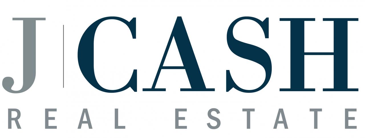 J Cash Real Estate Logo