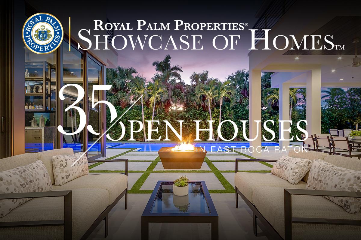 2018 Royal Palm Properties Showcase of Homes