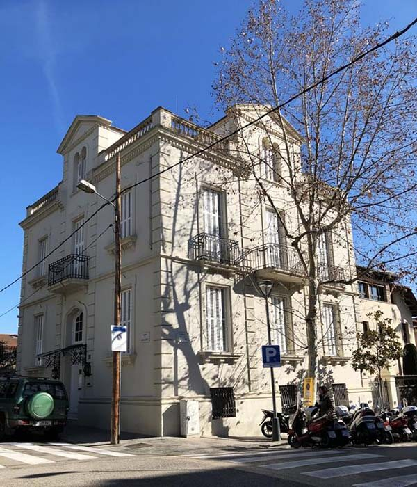 Johan Cruyff's  House Dols