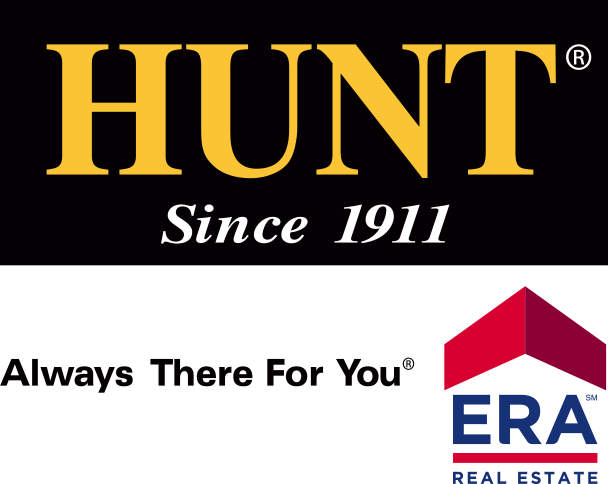 HUNT Real Estate ERA Logo