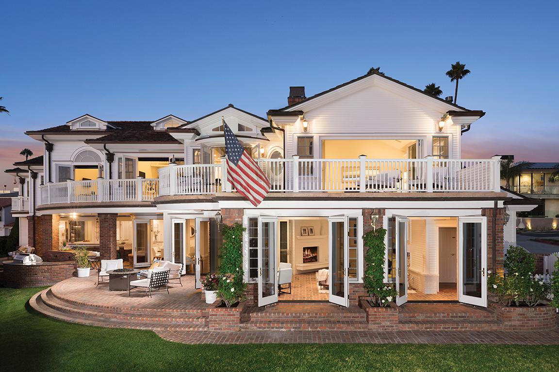 2724 Ocean Boulevard, 'The Island House'