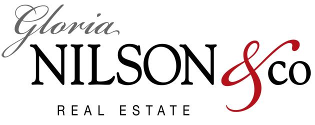 Gloria Nilson & Co. Real Estate Logo