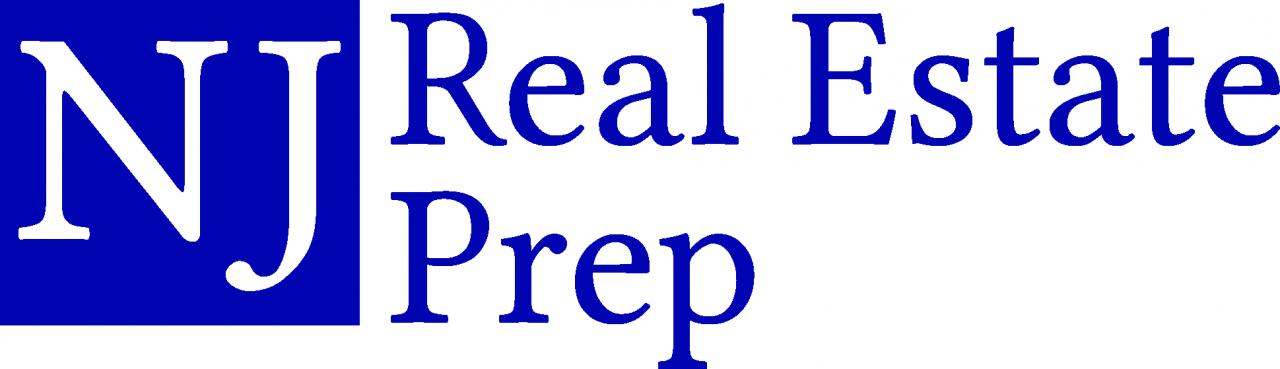 NJ Real Esate Prep Logo