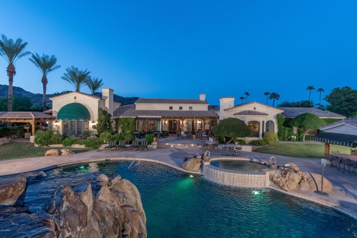 Paradise Valley Estate