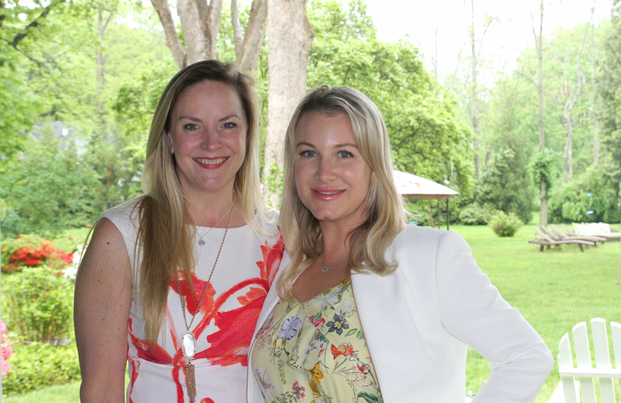 """Daniel Gale Sotheby's International Realty Supports Save the Children Daniel Gale Sotheby's International Realty's Abby Sheeline (left) and Sierra Mittleman are playing a leading role in Save the Children's """"Red and White Party"""" Spring Benefit, Saturday, June 8 at the Meadow Brook Club in Jericho, NY. Abby Sheeline is a board member of Save the Children Long Island Council. For more information on Save the Children and the Spring Benefit and to purchase tickets, visit www.savethechildrenli.org or call 631-424-0759"""