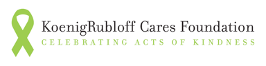 the KoenigRubloff Cares Foundation Logo