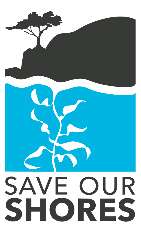 Save Our Shores logo