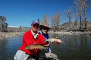 Skwalla fly fishing in Montana - Western Montana sports and recreation - Be a Montana local!