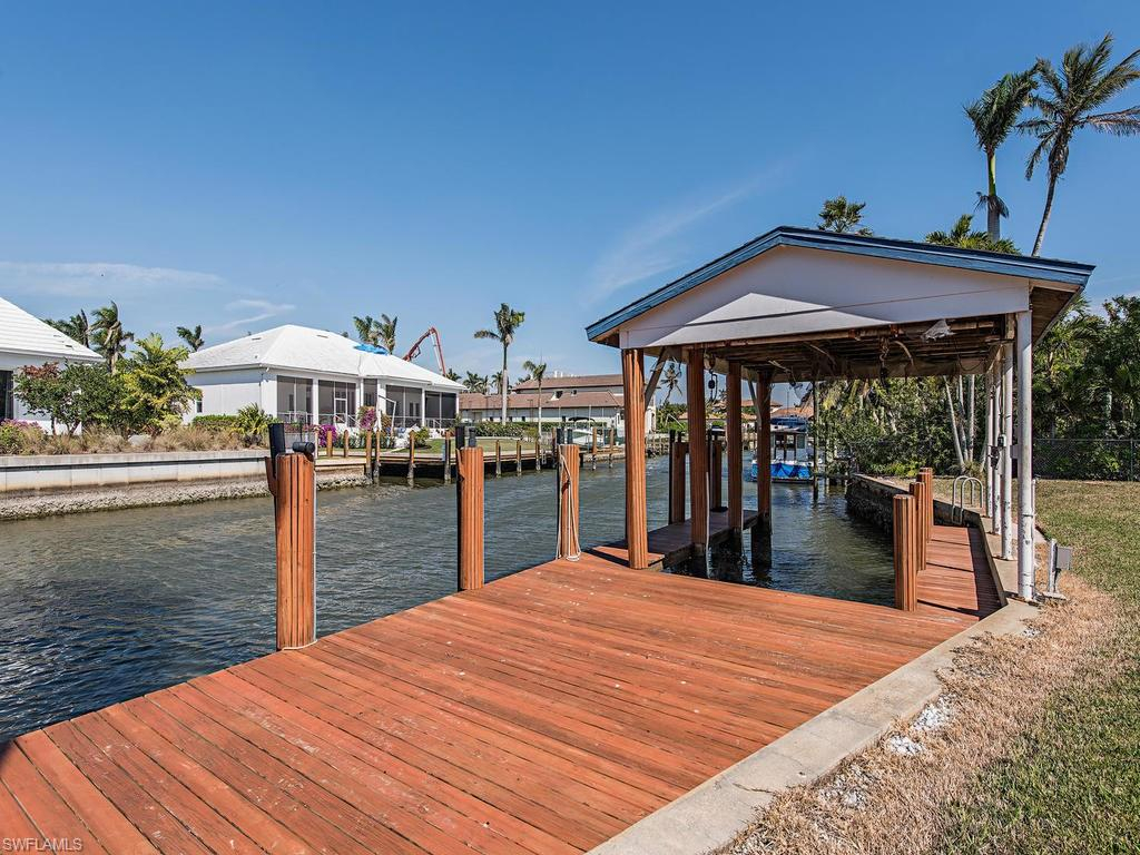 875 18th Avenue South Dock VIew