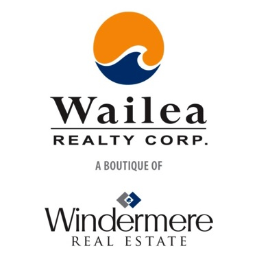 Wailea Realty Corp., a boutique affiliate of Windermere Real Estate logo