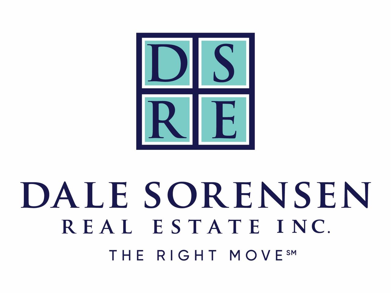 Dale Sorensen Real Estate (DSRE) logo