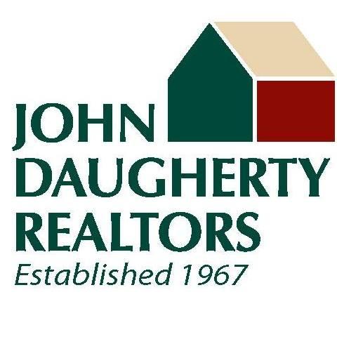 John Daugherty, Realtors logo