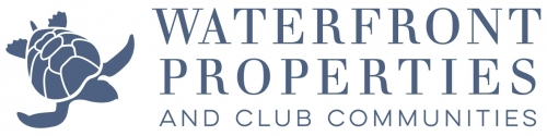 Waterfront Properties and Club Communities logo