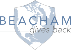 Beacham Gives Back