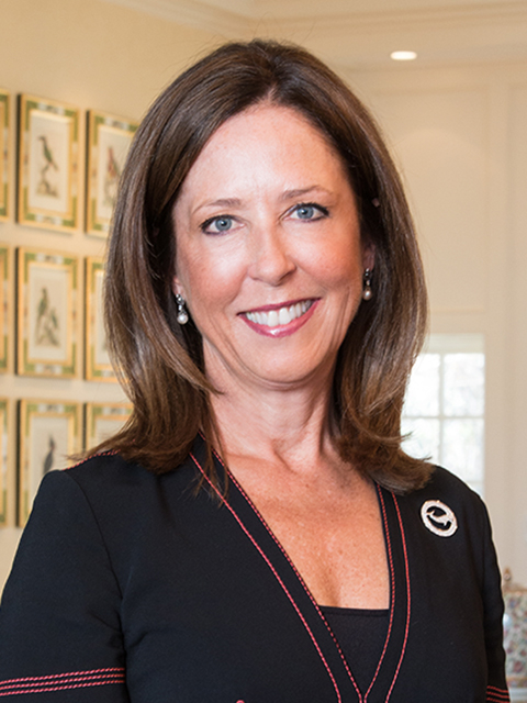 Daniel Gale Sotheby's International Realty Chief Executive Officer Deirdre O'Connell