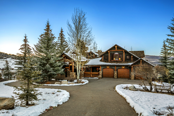 Pictured: 105 Bear Cat Point in Edwards, Colorado, listed by LIV Sotheby's International Realty