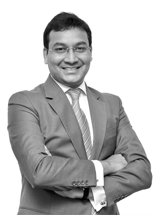 Amit Goyal, CEO of India Sotheby's International Realty
