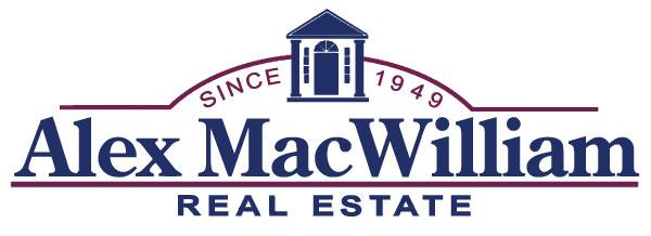 Alex MacWilliam Real Estate logo