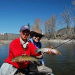Skwalla fly fishing in Montana - Western Montana sports and recreation