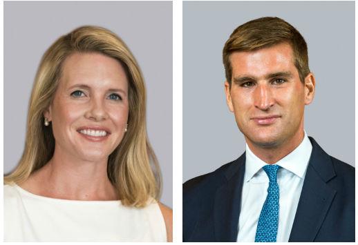 Rupert and Karen Irby