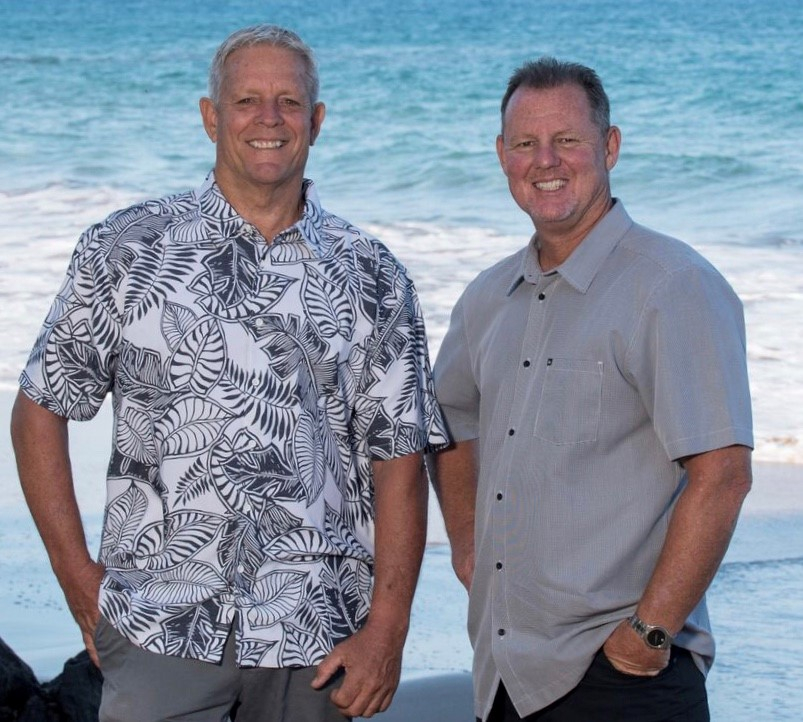 Paul Mayer and Stephen Cipres, Founders of Elite Pacific