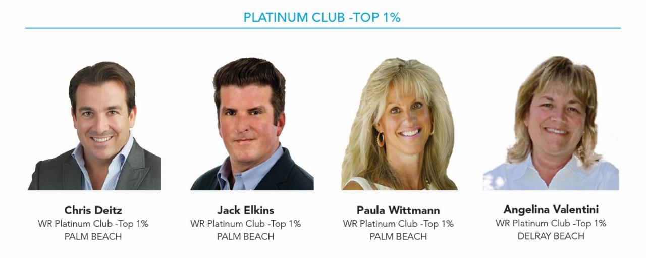 Platinum Club-Top 1%
