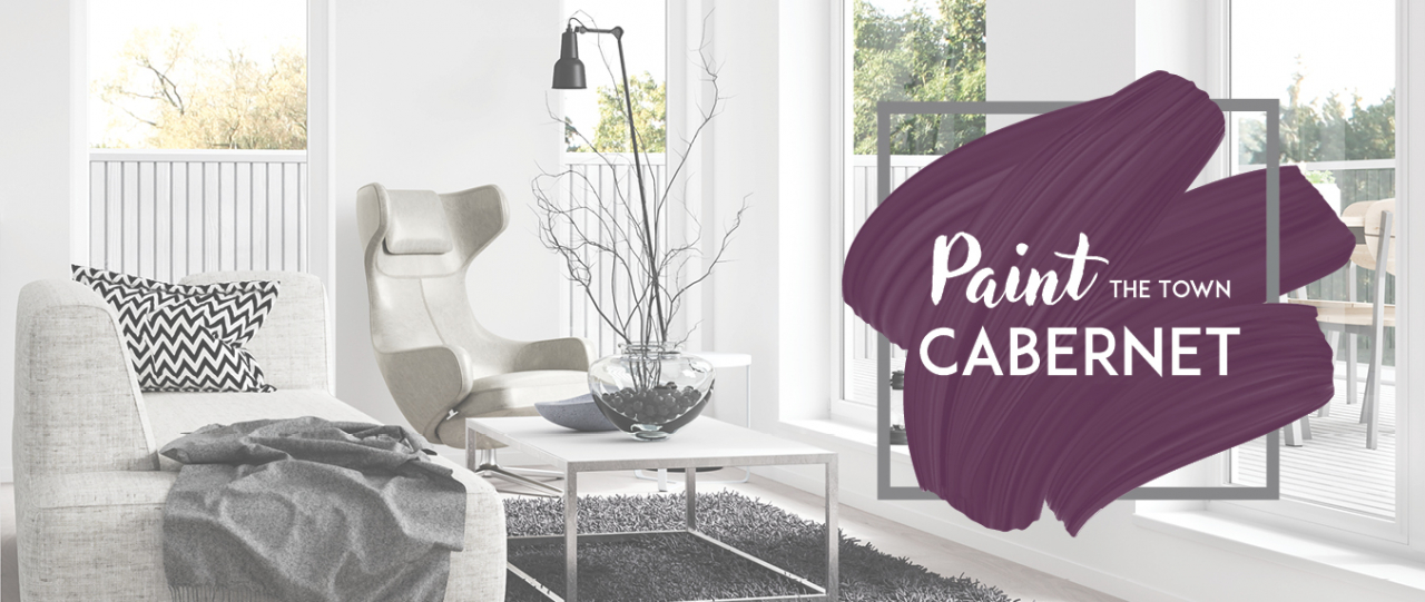 Paint the Town Cabernet Open House Blitz on 