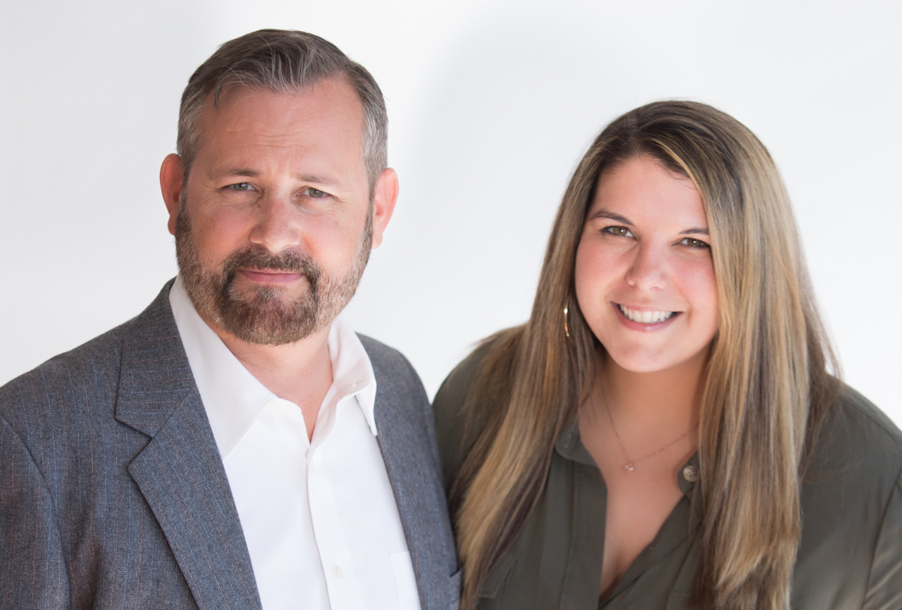 Jonathan Clark and Megan Lanford