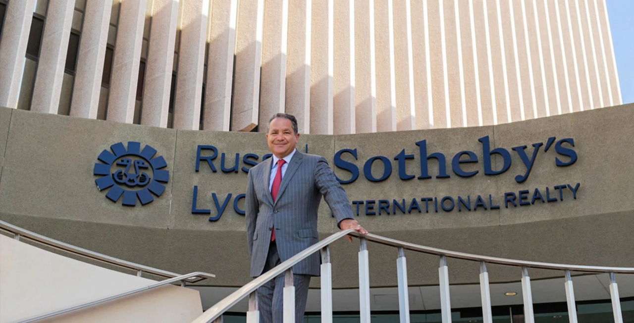 Frank Aazami of Russ Lyon Sotheby's International Realty