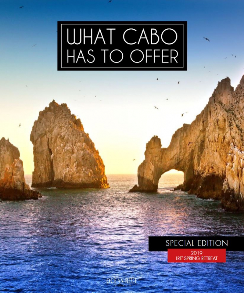 What Cabo Has To Offer, Special Edition, 2019