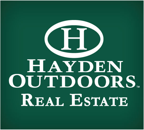 Hayden Outdoors Real Estate logo